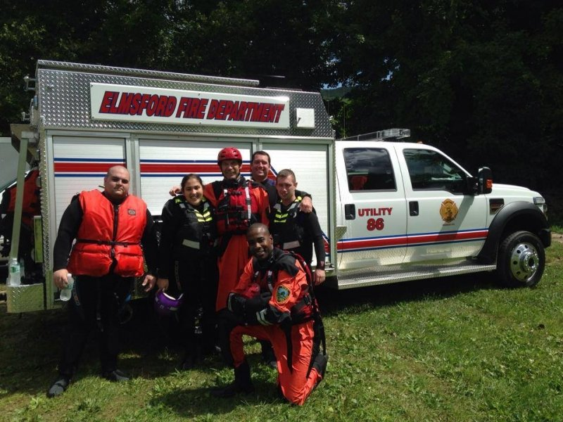 Water Rescue Ops Class